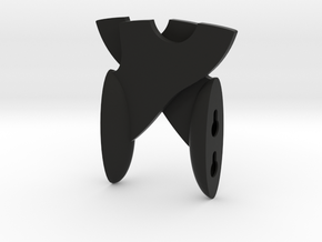 Lightsaber Stand (only blade support) in Black Natural Versatile Plastic
