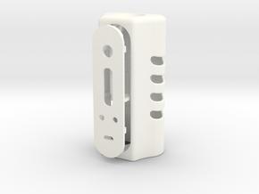 Sierra DNA75 DNA200 (133) DNA250 (167) in White Processed Versatile Plastic