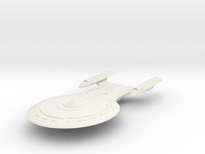 Chikuma Class  HvyCruiser in White Natural Versatile Plastic