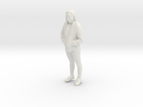 Printle C Femme 135 - 1/32 - wob in White Strong & Flexible