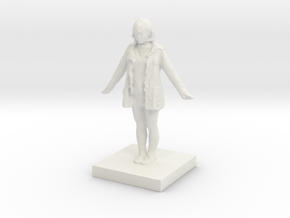 Printle C Femme 144 - 1/32 in White Strong & Flexible