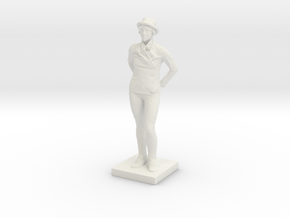 Printle C Femme 151 - 1/32 in White Strong & Flexible