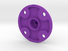 GA Couvercle IndC in Purple Processed Versatile Plastic