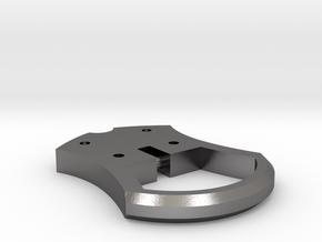 "Ranger Swordbelt Buckle - 1"" belt in Polished Nickel Steel"