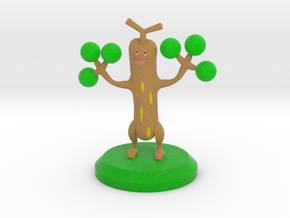 "Sudowoodo 4"" Figurine in Full Color Sandstone"