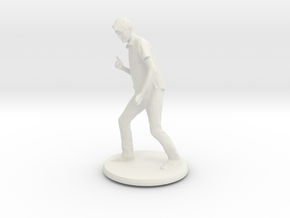 Printle C Homme 012 - 1/32 in White Strong & Flexible