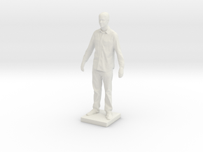 Printle C Homme 018 - 1/32 in White Strong & Flexible