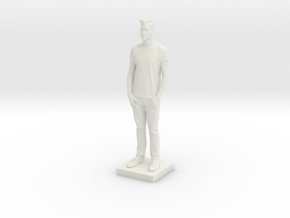 Printle C Homme 031 - 1/32 in White Strong & Flexible