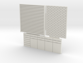 Sealab Cabinets Plus for Y-Wing in White Natural Versatile Plastic