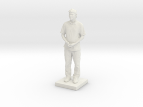 Printle C Homme 616 - 1/24 in White Natural Versatile Plastic