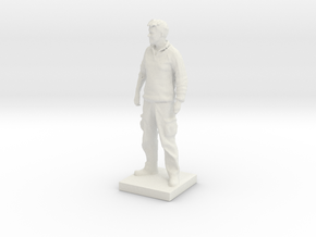 Printle C Homme 607 - 1/24 in White Natural Versatile Plastic