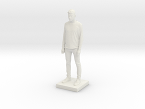 Printle C Homme 606 - 1/24 in White Strong & Flexible