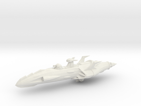 Gorgol Destroyer in White Natural Versatile Plastic