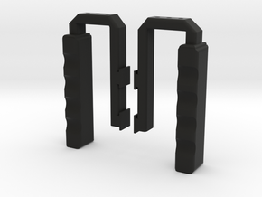 VDesigns Coldgrips in Black Natural Versatile Plastic