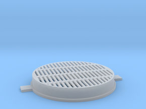 Rivarossi FM C-Liner Dynamic Brake Fan Screen in Smooth Fine Detail Plastic
