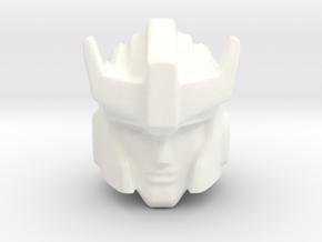 Combiner Wars Mini Prowl 17mm  in White Processed Versatile Plastic