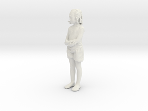 Printle C Kid 153 - 1/32 - wob in White Strong & Flexible