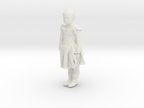 Printle C Kid 164 - 1/24 - wob in White Strong & Flexible