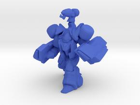 1/144 Hellbat Walking in Blue Processed Versatile Plastic