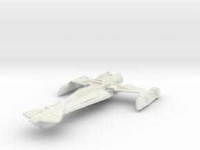 Klingon T5 Seeker  AssaultCutter in White Strong & Flexible