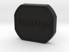 Fujifilm XF 35mm F1.4 Cap in Black Natural Versatile Plastic