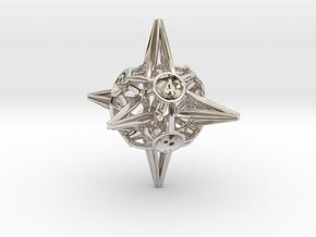 Crowns D8 in Platinum