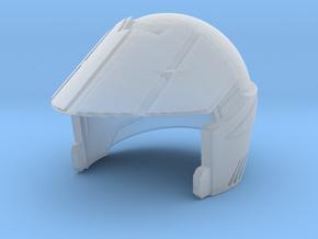 1/20 Macross Valkery Pilot Helmet in Smooth Fine Detail Plastic