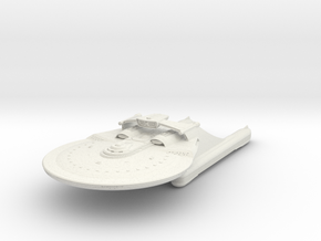 Reliant Class IV  HvyCruiser in White Natural Versatile Plastic