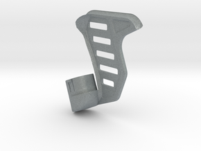 Tavor SAR Shark Fin - Left-handed in Polished Metallic Plastic