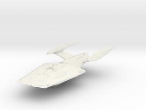 Houston Class  Destroyer in White Natural Versatile Plastic