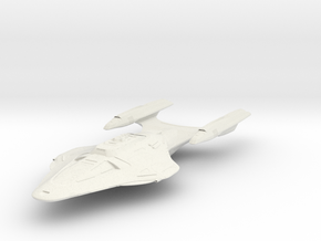 Tennessee Class  HvyDestroyer in White Strong & Flexible