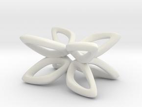 CC Table Structure in White Natural Versatile Plastic