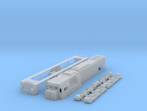 HO Scale GT22hcw or JZ-645 / HZ-2044 in Frosted Ultra Detail