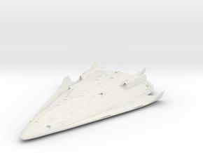 FerDeLance Class in White Natural Versatile Plastic