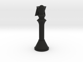 Code Geass Chess Piece Queen in Black Strong & Flexible