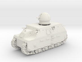 Fiat 2000 (20mm) in White Strong & Flexible