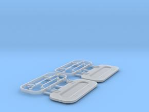 Schott Typ-F in 1:40 2 Stück in Smooth Fine Detail Plastic