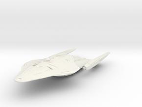 July Class  Exploration Cruiser in White Natural Versatile Plastic