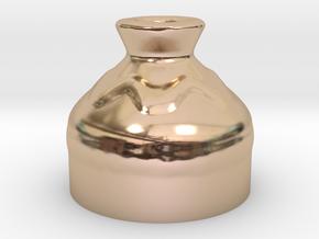 Medium Pot - Legend of Zelda Ocarina of Time in 14k Rose Gold