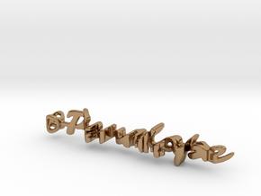 Twine Penelope/Matteo in Polished Brass