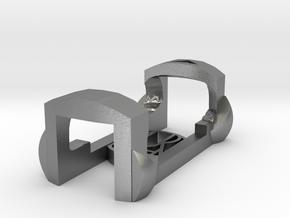 plastic clip for garmin foot pod SDM4 in Natural Silver