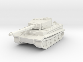 Tiger 1 160 in White Natural Versatile Plastic