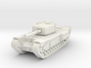 Churchill 1/160 in White Natural Versatile Plastic