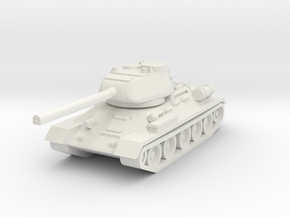 T34-85 1/160 in White Strong & Flexible