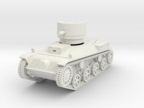 PV172A Rikstanken (28mm) in White Natural Versatile Plastic