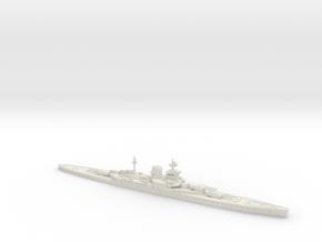 HMS Incomparable 1/700 in White Natural Versatile Plastic