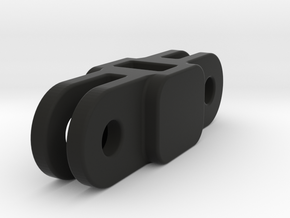 GoPro - 2-Tab Extension - 35MM in Black Strong & Flexible