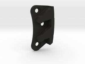 STOP LH, REAR HATCH, W123 T in Black Natural Versatile Plastic