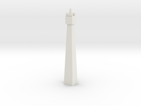 Pylon DL 6000 N Pin in White Natural Versatile Plastic