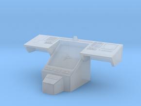 Bridge - Helm Nav Station 72 in Smooth Fine Detail Plastic